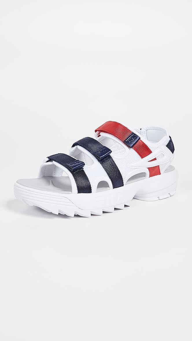 fila disruptor sandals canada