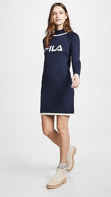 Fila Платье с длинными рукавами Anita