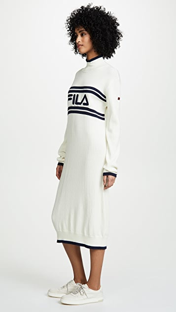Fila Alina Long Line Dress