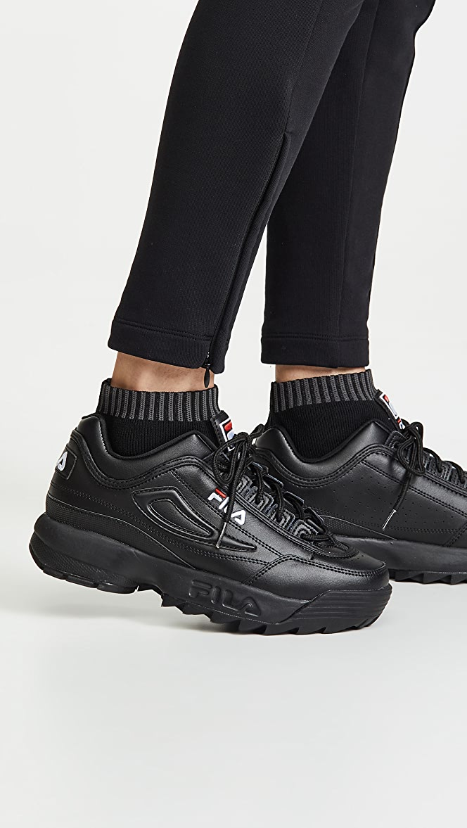 Fila Disruptor Evo Sockfit Sneakers