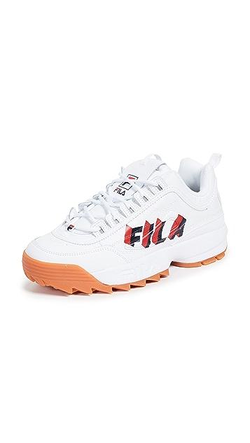 Fila Disruptor II Perspective Sneakers