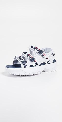 Fila - Disruptor Sandals