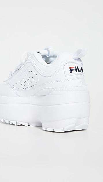 Fila Disruptor II Wedge Sneakers