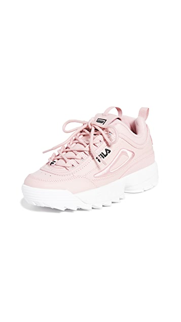 Fila Disruptor II 3D Embroider Sneakers