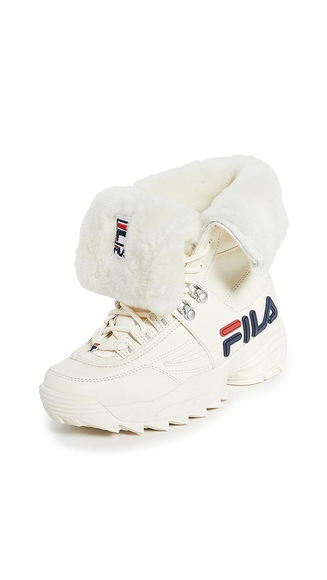 Fila Disruptor Boots   SHOPBOP