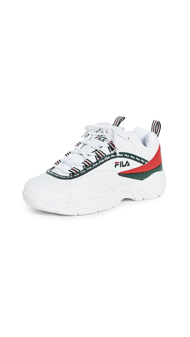 fila sneakers ray