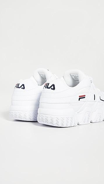 Fila Uproot Chunky Logo Sneakers