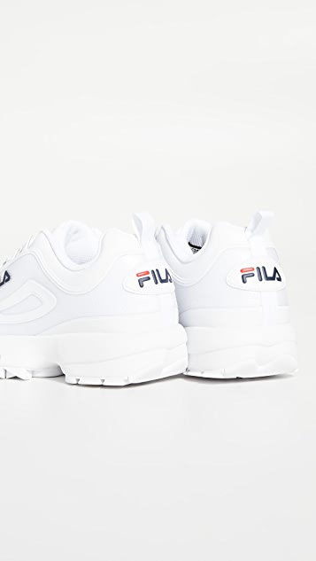 Fila Disruptor II No-Sew Sneakers