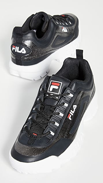 Fila Disruptor II No-Sew Sneakers