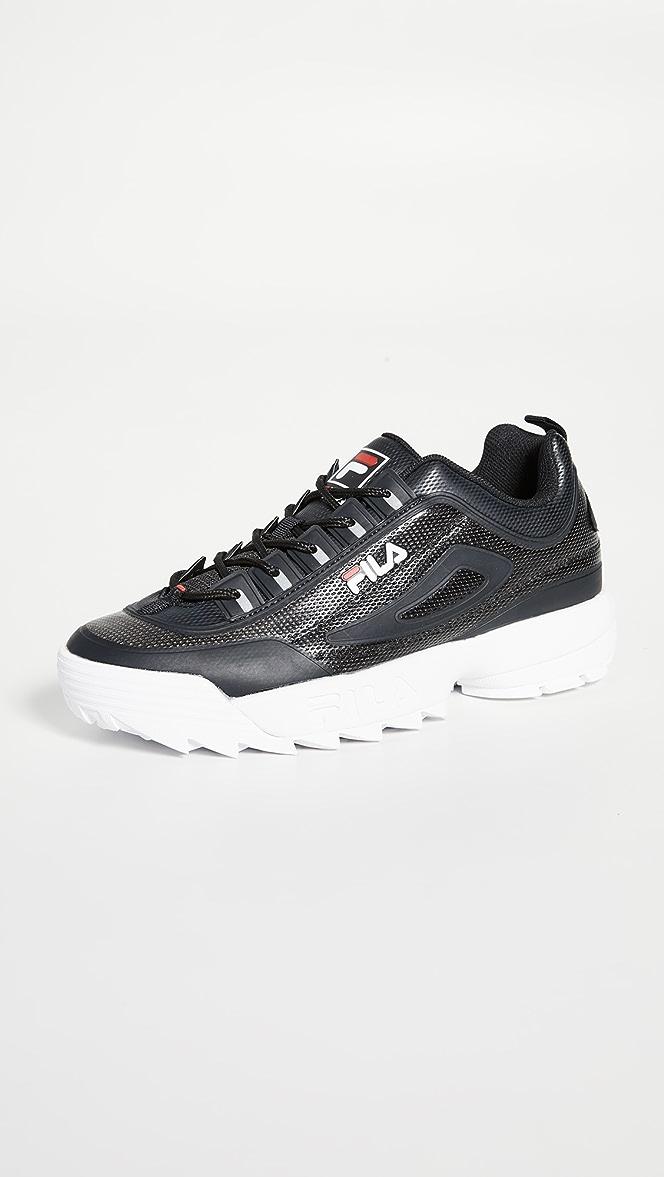 Fila Disruptor II No Sew Sneakers | EAST DANE