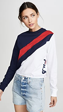 Ayeka Long Sleeve Tee