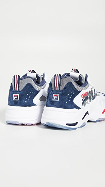 Fila Ray Tracer Graphic Sneakers