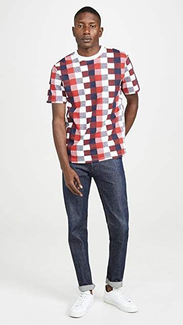 Fila Talman Plaid Tee