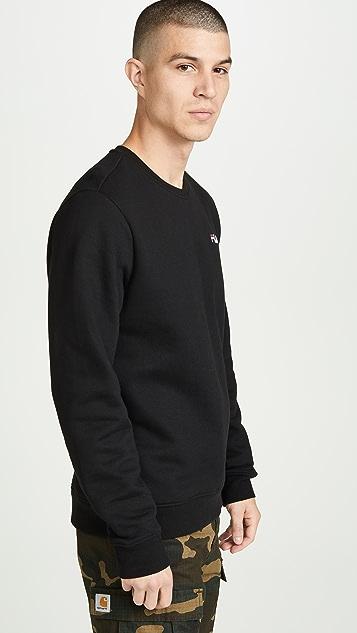 Fila Colona Embroidered Logo Sweatshirt