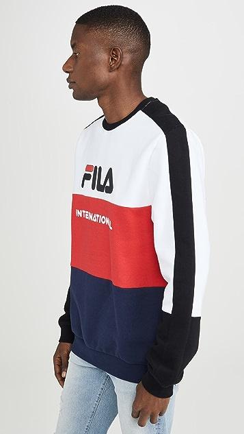 Fila Bravo Colorblocked Sweatshirt