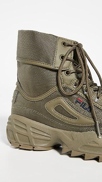 Fila Disruptor Ballistic Sneakers