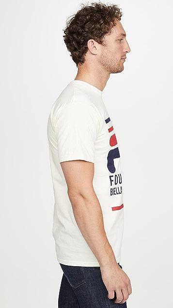 Fila Short Sleeve Original Fitness T-Shirt