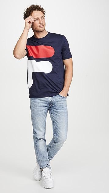 Fila Short Sleeve Alvan T-Shirt