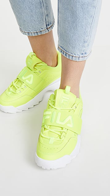 Disruptor II Applique Sneakers