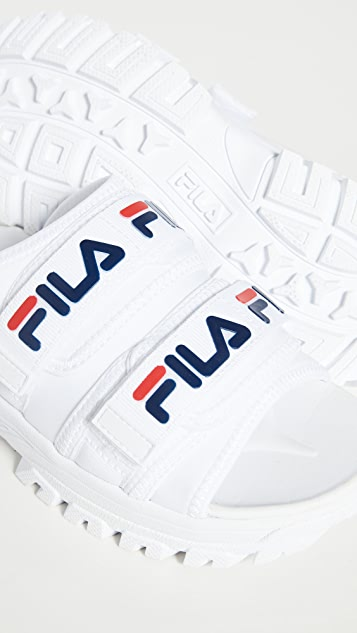Fila Outdoor Slides