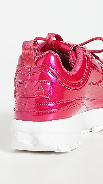 Fila Disruptor II Liquid Luster Sneakers