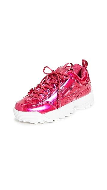 Fila Disruptor II Liquid Luster 运动鞋