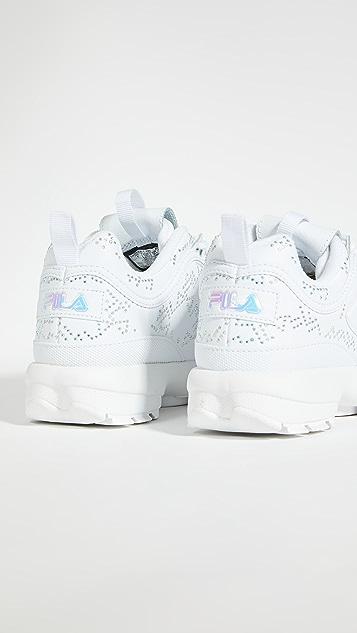 Fila Disruptor II 水钻运动鞋