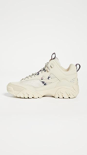 Fila Fixture Cement Sneakers