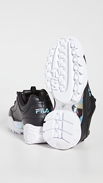 Fila Disruptor II Lab Liquid Luster Sneakers