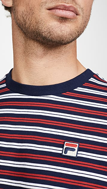 Fila Short Sleeve Hugh Tee