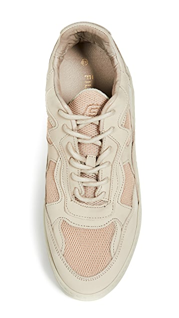 Filling Pieces Mix Runner Sneakers