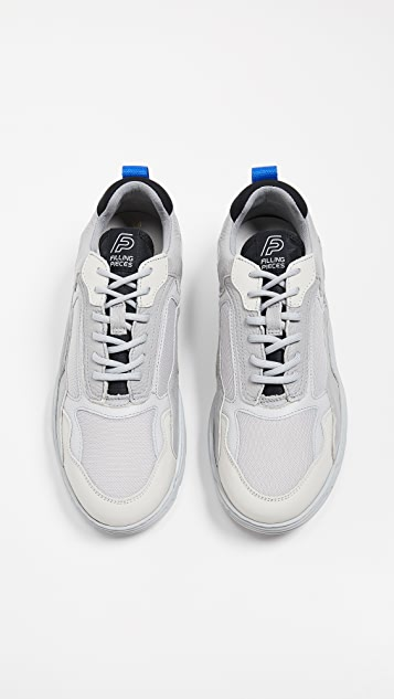Filling Pieces Low Curve Iceman Trimix Runners