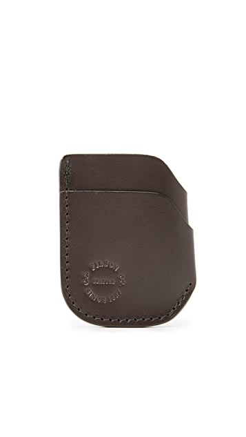 cheap for discount b7f22 18cda Front Pocket Cash & Card Case