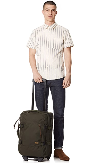 Filson Dryden 2 Wheel Carry On Suitcase