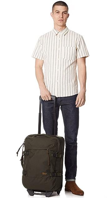 Filson Dryden 2 Wheel Carry On Suitcase