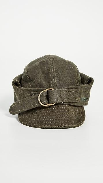 Filson Tin Cloth Wildfowl Hat