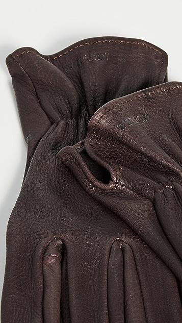 Filson Original Deer Gloves