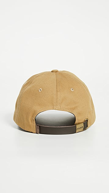 Filson Twill Low-Profile Cap