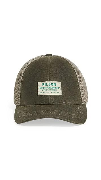 Filson Mesh Logger Cap