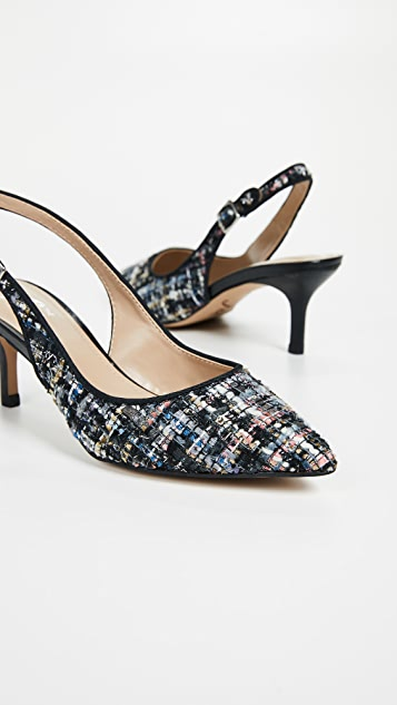 The Fix Felicia Slingback Pumps