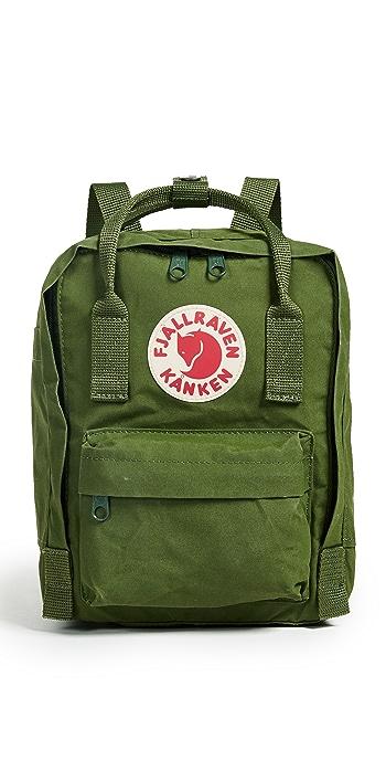 Fjallraven Kanken Mini Backpack - Leaf Green