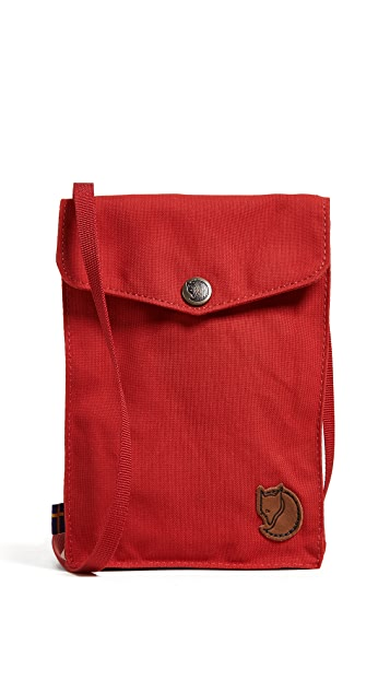 Fjallraven Pocket Cross Body Pouch