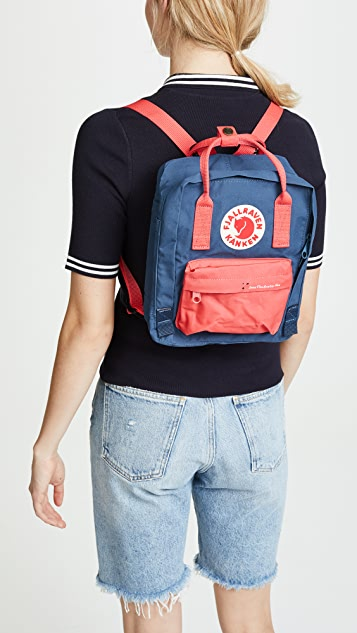 Fjallraven Save the Arctic Fox Kanken Mini Backpack