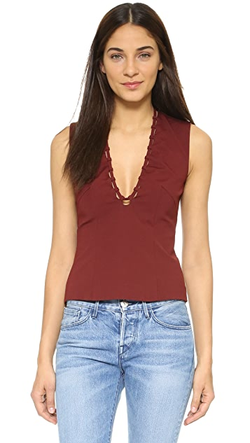 findersKEEPERS Superstition Top