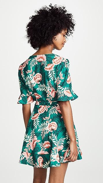 findersKEEPERS Songbird Wrap Dress