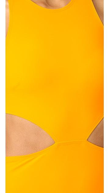 Flagpole Lynn Side Cutout One Piece