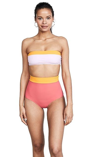 Flagpole Lori Bikini Top