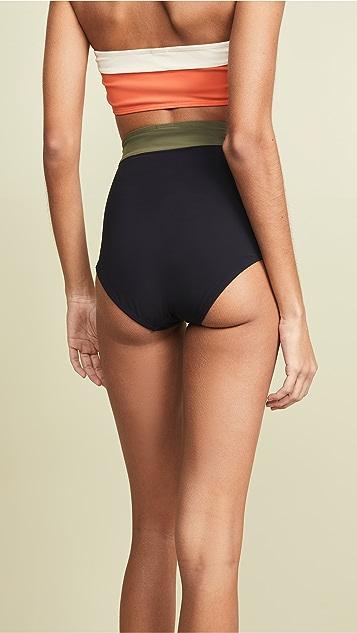 Flagpole Arden High Rise Bikini Bottoms