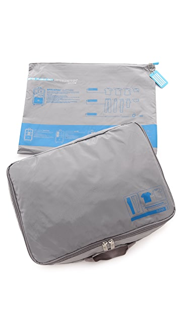 Flight 001 F1 Spacepak Clothes Bag