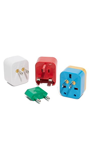 Flight 001 5-in-1 Universal Travel Adapter